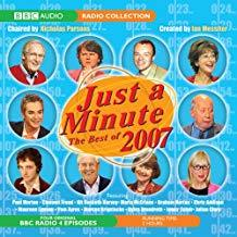 Just a Minute: The Best of 2007