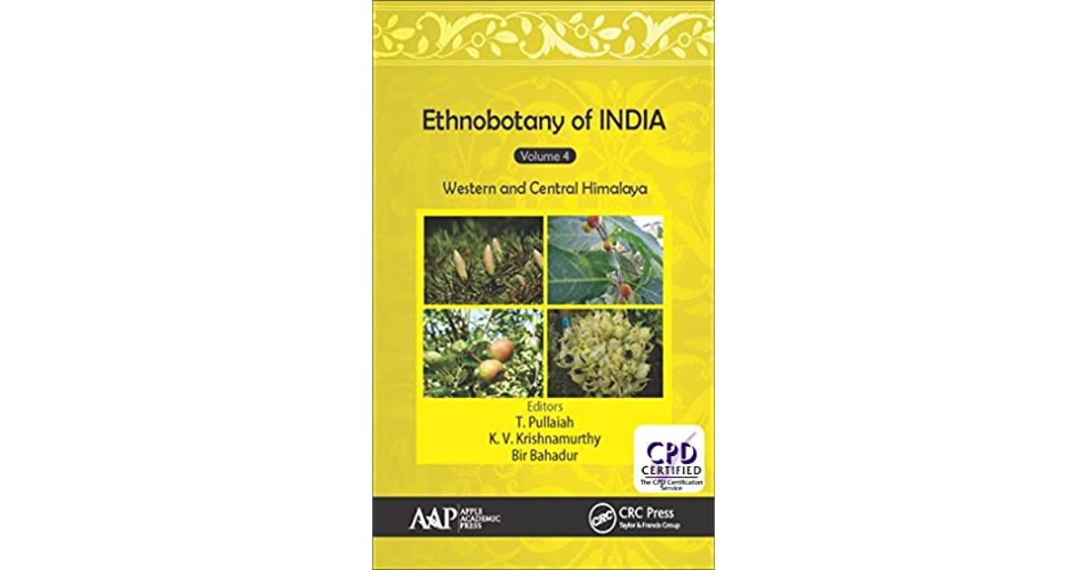 Ethnobotany of India, Volume 2: Western Ghats and West Coast of Peninsular India