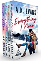 The Everything Series: A Complete Romance Box Set