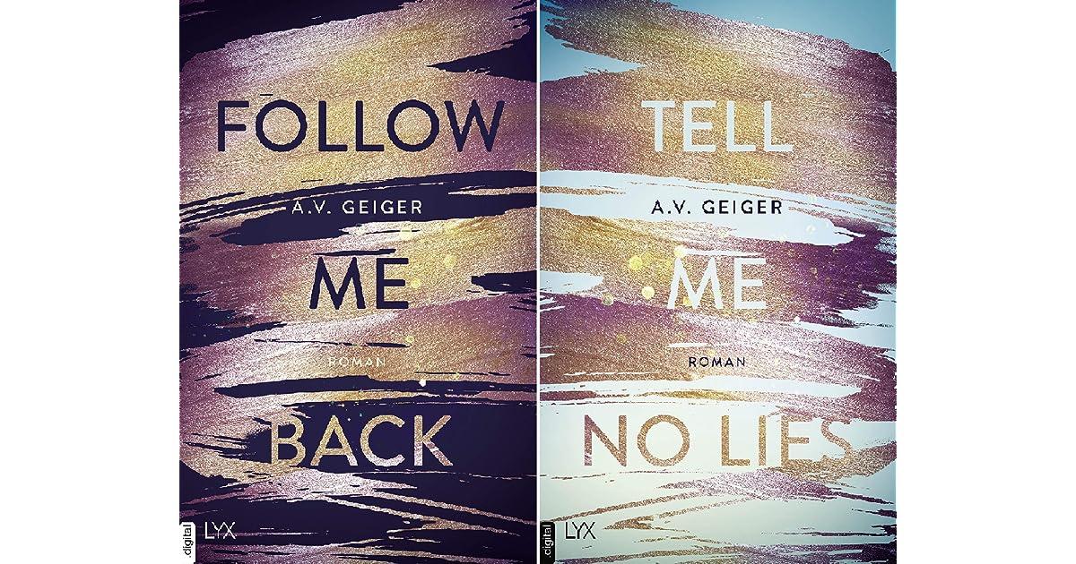 Bildergebnis für follow me back tell me no lies