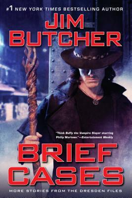 Book cover of, Brief Cases, by Jim Butcher