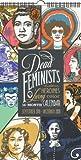 Dead Feminists 16-Month 2019-2020 Wall Calendar