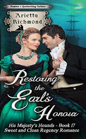 Restoring the Earl's Honour by Arietta Richmond
