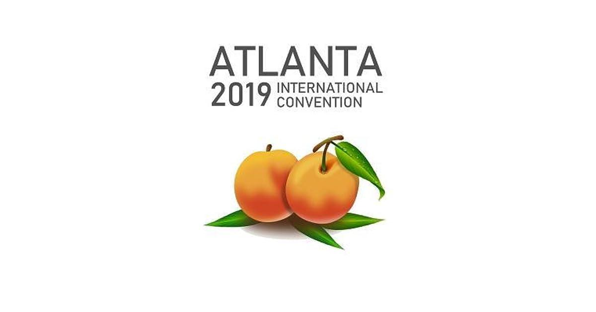 Love Never Fails Convention Atlanta