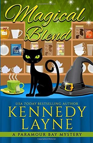 Magical Blend (A Paramour Bay Cozy Paranormal Mystery)