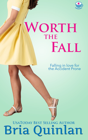 Worth the Fall (Brew Ha Ha #2) by Bria Quinlan