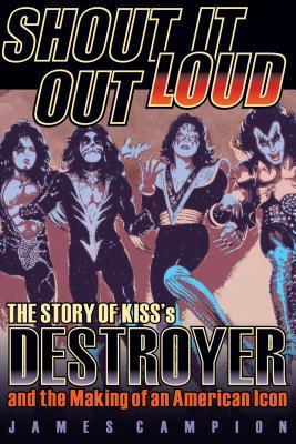 Kiss Mens Shout It Out Loud Tank Top