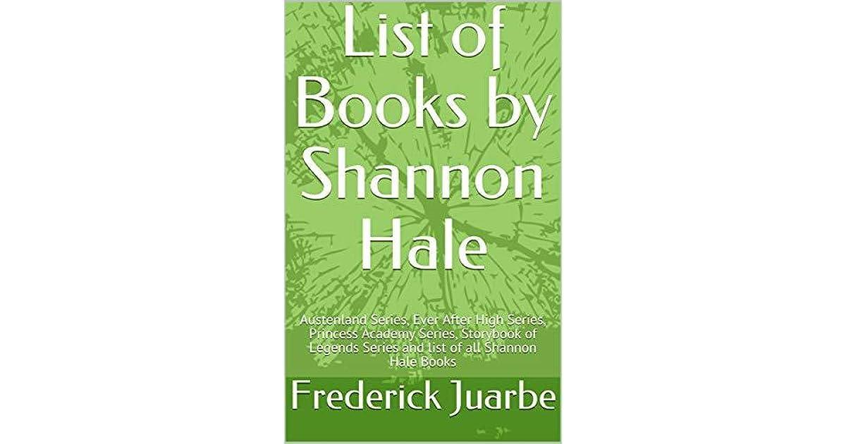 ever after high book list