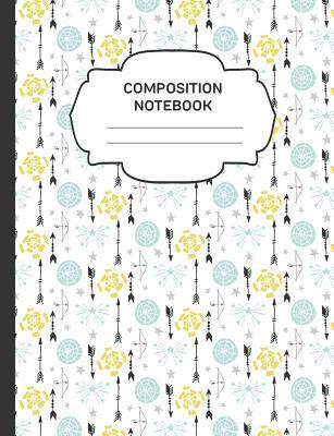 Composition Notebook: College Ruled Narrow Line Comp Books