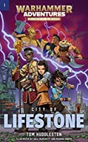 City of Lifestone (Realm Quest Book 1)
