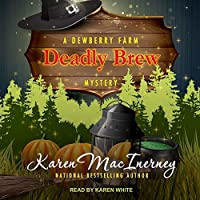 Deadly Brew (Dewberry Farm Mysteries, #3)