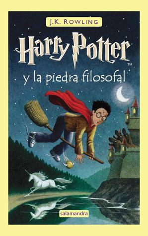 Harry Potter y la piedra filosofal (Harry Potter, #1)