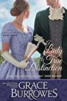 A Lady of True Distinction (True Gentlemen #7)