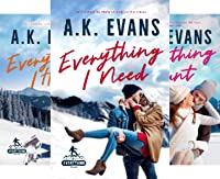 The Everything Series (4 Book Series)
