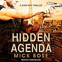 Hidden Agenda (Dan Roy #1)