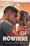 Out of Nowhere (The Family Stone, #5)