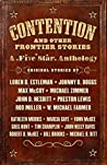 Contention and Other Frontier Stories: A Five Star Anthology edited by Hazel Rumney (Five Star Western)