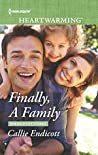 Finally, A Family (Emerald City Stories, #4)