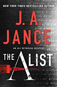 The A List (Ali Reynolds, #14)