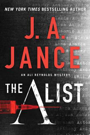 The A List (Ali Reynolds, #14)