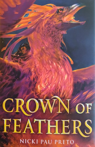 Crown of Feathers by Nicki PauPreto