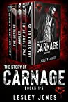 Book cover for The Story Of Carnage: The Complete Carnage Collection: Books 1-5
