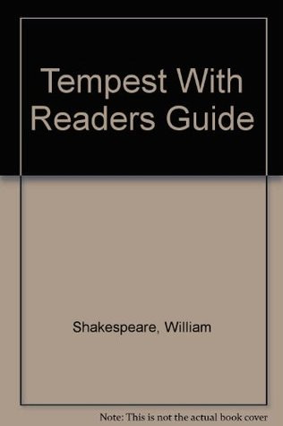 Tempest With Readers Guide
