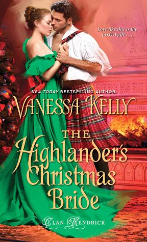 The Highlander's Christmas Bride (Clan Kendrick, #2)