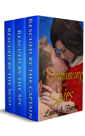 Romancing the Spies: A Historical Regency Romance Collection