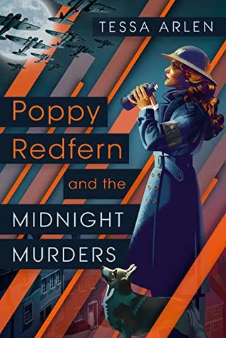 Poppy Redfern and the Midnight Murders (A Woman of WWII Mystery #1)