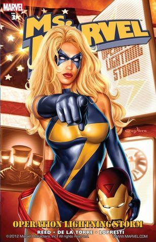 Ms. Marvel, Volume 3: Operation Lightning Storm