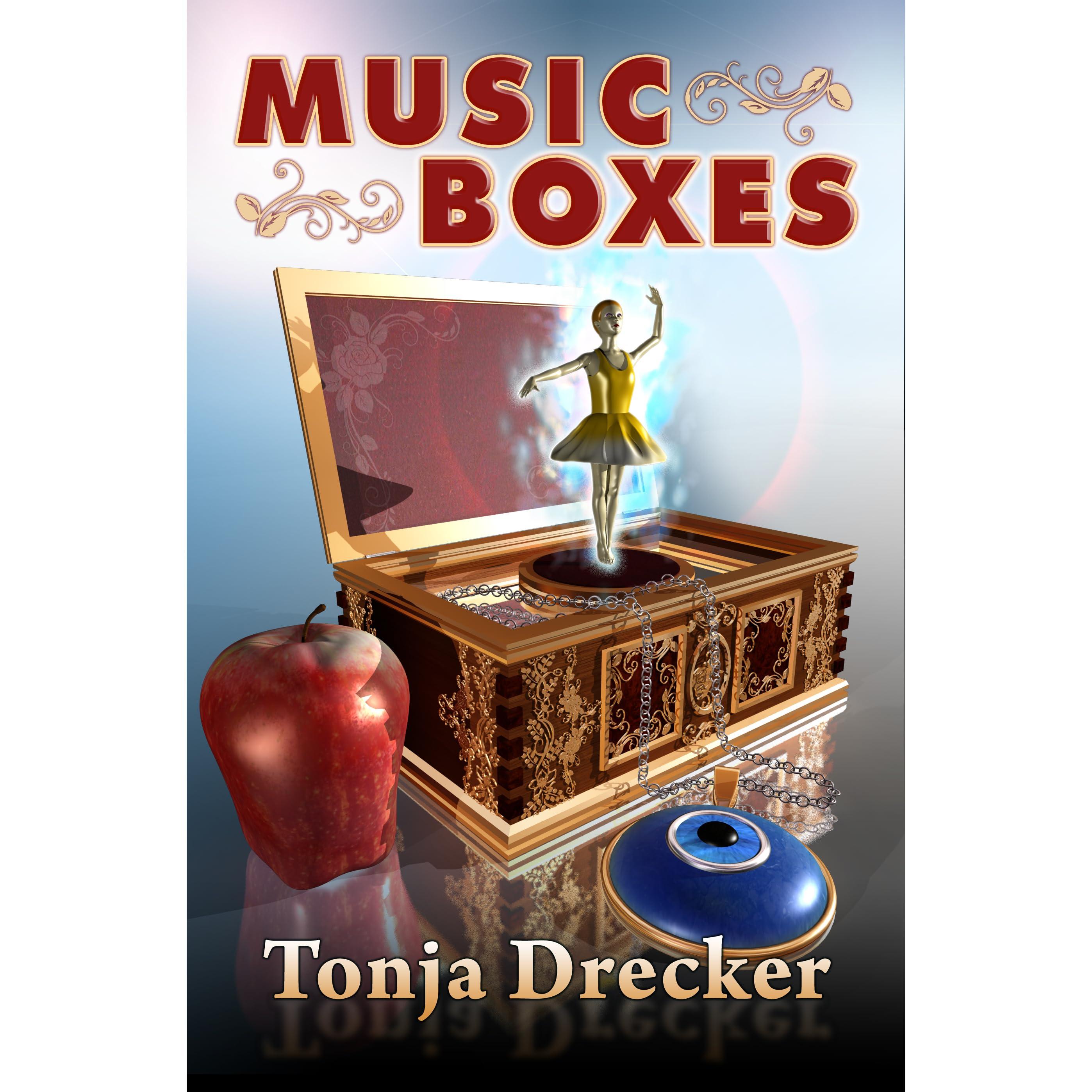 Music Boxes by Tonja Drecker