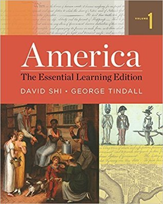 America: The Essential Learning Edition (Vol  1) E-book/text Access