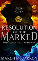 Resolution of the Marked