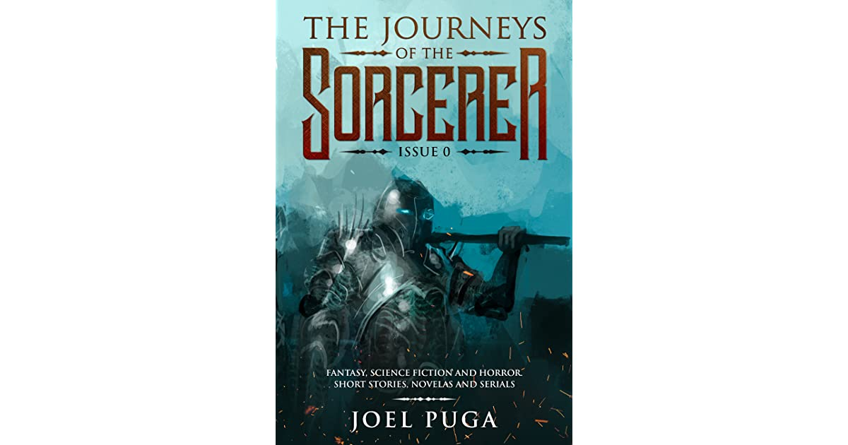 The Journeys of the Sorcerer issue 0 by Joel Puga