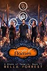 Book cover for A Sacrifice of Flames (A Shade of Vampire #71)