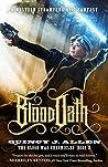 Blood Oath: A Gaslamp Fantasy Steampunk Adventure (Blood War Chronicles #3)