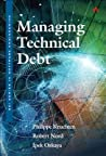 Managing Technical Debt by Philippe Kruchten