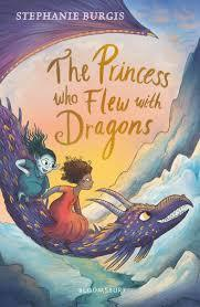 The Princess who Flew with Dragons (Tales from the Chocolate Heart, #3)