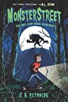 The Boy Who Cried Werewolf (Monsterstreet, #1)
