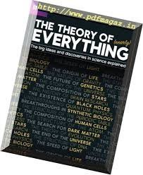 the theory of nearly everything