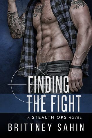 Finding the Fight (Stealth Ops, #3)