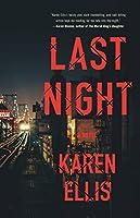 Last Night (The Searchers Book 2)