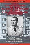 Cuba: La Revolucion de 1933, El Golpe de Estado de 1952, y La Represion del Comunismo.: Memorias del Mayor General Martin Diaz Tamayo