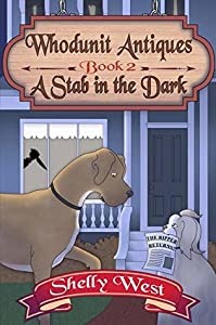 A Stab in the Dark (Whodunit Antiques #2)