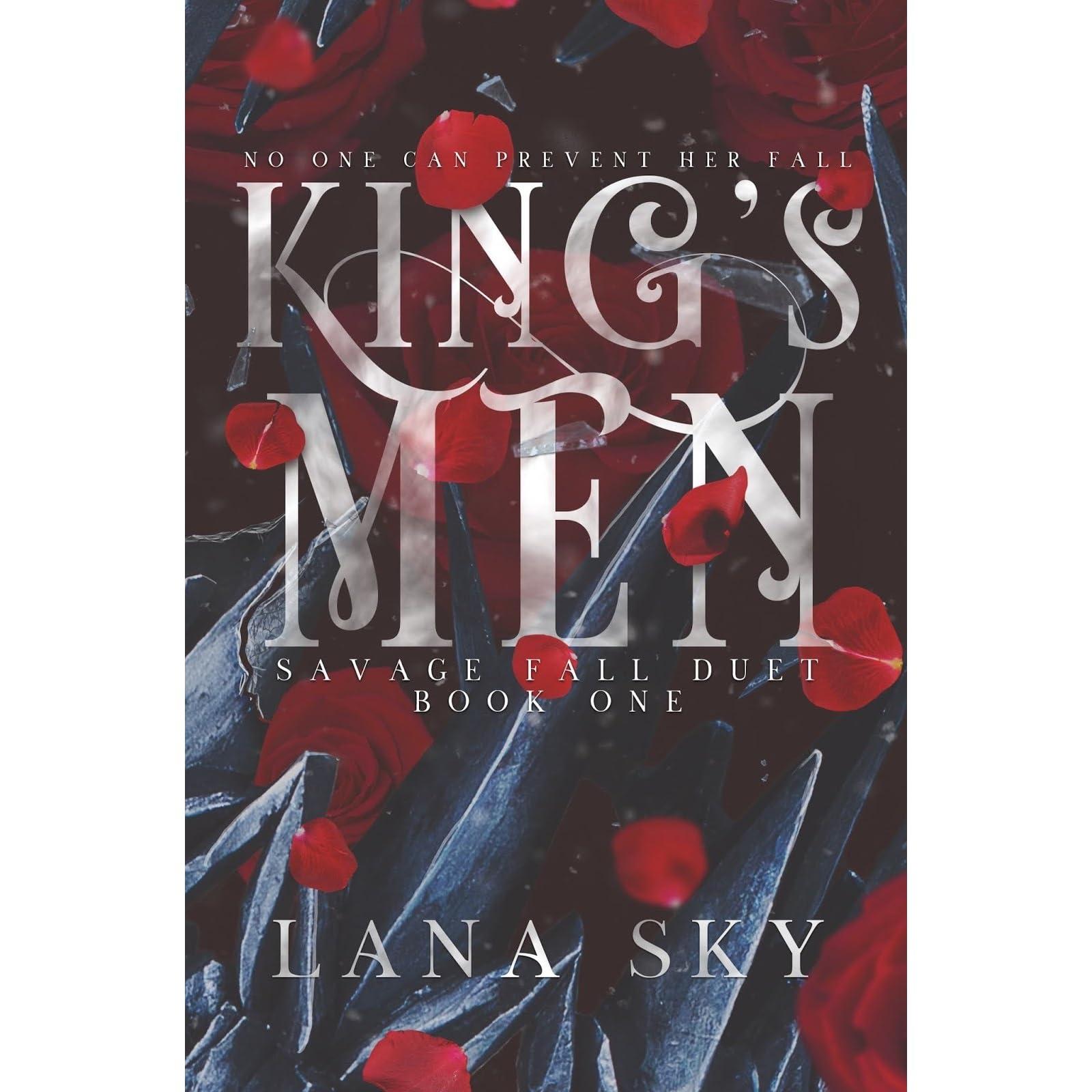 kings men savage fall duet book 1 english edition