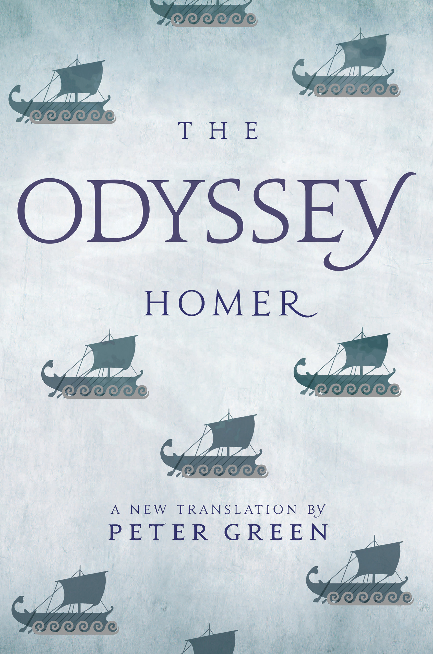 The Odyssey A New Translation by Peter Green