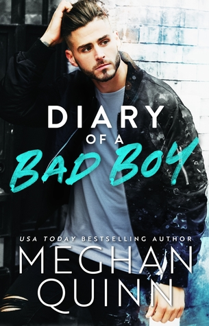 Diary of a Bad Boy (The Bromance Club #2)