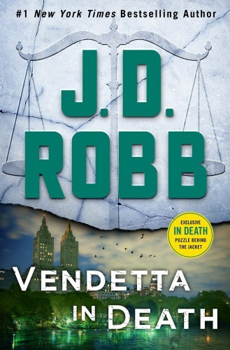 Vendetta In Death by JD Robb (US cover)