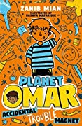 Accidental Trouble Magnet (Planet Omar, #1)